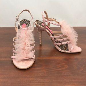 Betsy Johnson high heel shoes